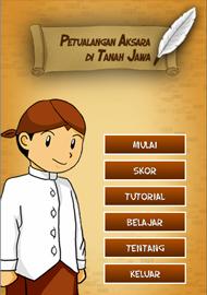 Petualangan Aksara di Tanah Jawa for Android OS