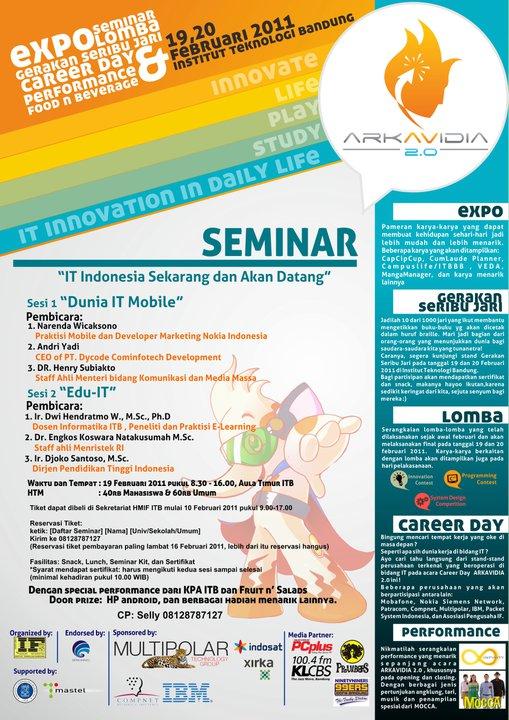 ARKAVIDIA 2.0 Poster