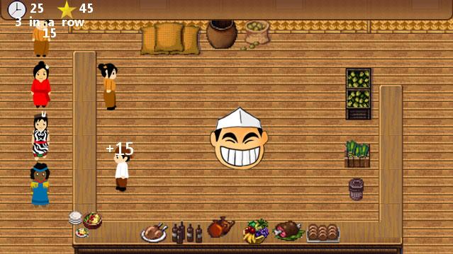 Waroeng Ekspres Jawa - Gameplay