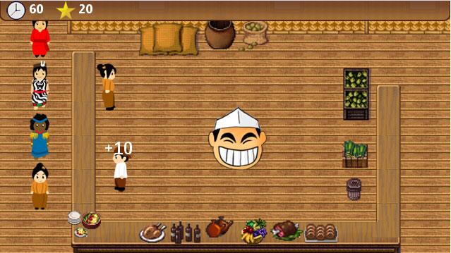 Waroeng Ekspres Jawa by Aksara Games Studio