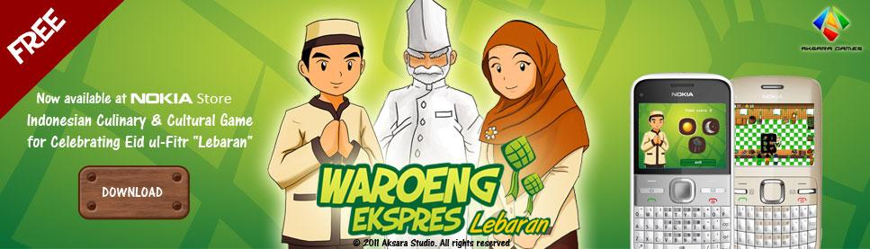 Waroeng Ekspres Lebaran Free