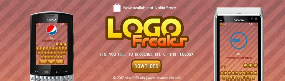 Logo Freaks - Promotional Banner
