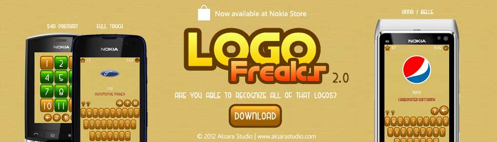 Logo Freaks - Promotional Banner v2.0