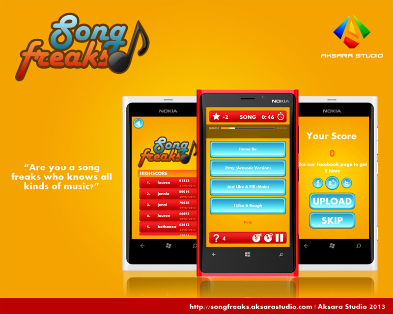 Song Freaks v1.1