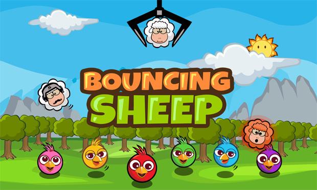 Bouncing Sheep - Splash Screen